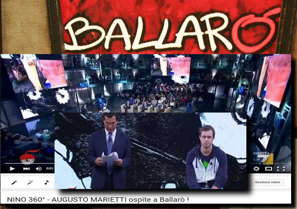BALLARO' - OK